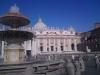náměstí ve Vatikánu