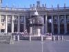 fontána na náměstí sv. Marca