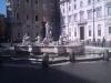 fontána na náměstí Savona