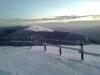 krušná zima v Apeninách