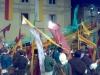 podzimní festival ve městě Gualdo Tadino