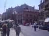 piazza Erbe - náměstí Erbe Verona