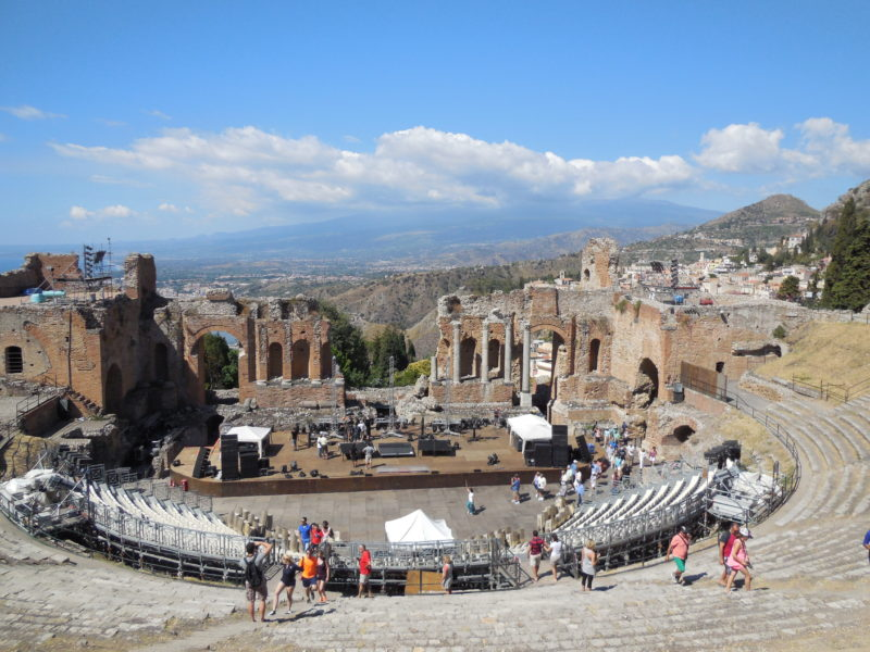 Tarmina Teatro Greco